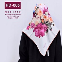 HD-005 HIJAB SQUARE by NUR IPEK
