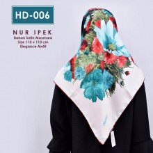 HD-006 HIJAB SQUARE by NUR IPEK