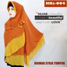 HKs-004 Khimar Syria Sifon Ceruti
