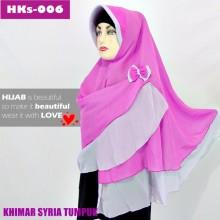 HKs-006 Khimar Syria Sifon Ceruti