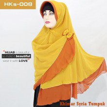 HKs-008 Khimar Syria Sifon Ceruti