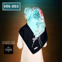 HN-003 HIJAB SQUARE by NUR IPEK