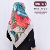 HNa-032 HIJAB SQUARE COTTON by NUR IPEK