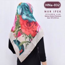 HNa-032 HIJAB SQUARE COTTON by NUR IPEK