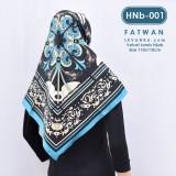 HNb-001 Hijab Square Velvet by Fatwan
