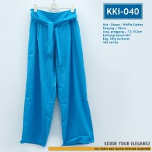 KKi-040 Celana Kulot Fashion