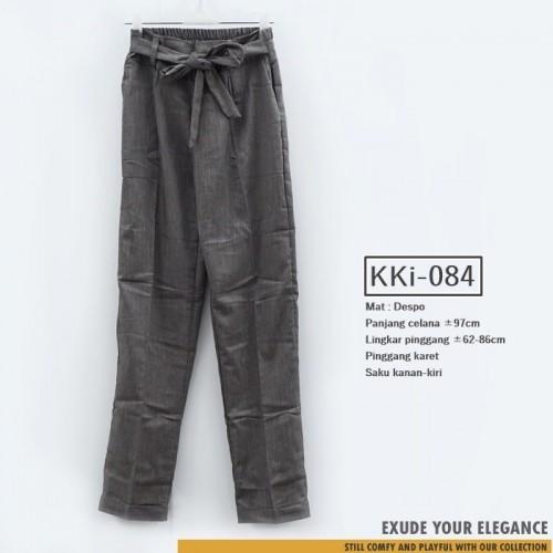 KKi-084 Celana Kulot Fashion