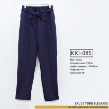 KKi-085 Celana Kulot Fashion