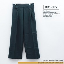 KKi-092 Celana Kulot Fashion
