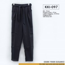 KKi-097 Celana Kulot Fashion