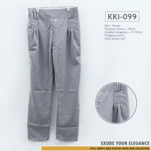 KKi-099 Celana Kulot Fashion