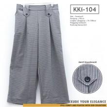 KKi-104 Celana Kulot Fashion