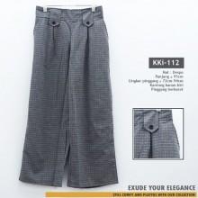 KKi-112 Celana Kulot Fashion