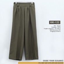 KKi-122 Celana Kulot Fashion