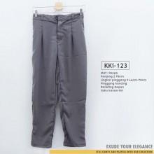 KKi-123 Celana Kulot Fashion