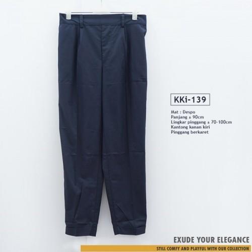 KKi-139 Celana Kulot Fashion