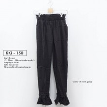KKi-150 Celana Kulot Fashion