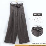 KKu-001 Trendy Pants