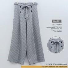 KKu-011 Trendy Pants
