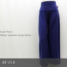 KP-018 Kulot polos Jersey