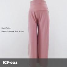 KP-021 Kulot polos Jersey