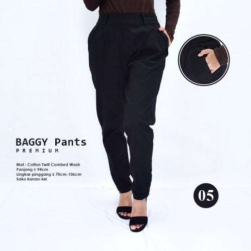 KPp-008 Baggy Pants Premium