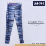 LM-596 Legging Motif