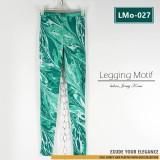 LMo-027 Legging Motif