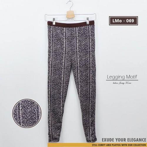 LMo-069 Legging Motif
